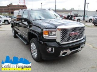 Used 2016 GMC Sierra 2500HD Denali in Kansas City, Missouri