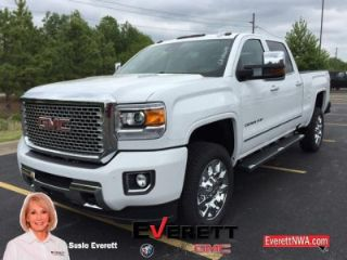Used 2016 GMC Sierra 2500HD Denali in Bentonville, Arkansas