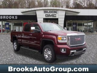 Used 2016 GMC Sierra 2500HD Denali in Connellsville, Pennsylvania