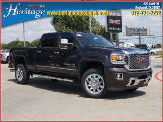 Used 2016 GMC Sierra 2500HD Denali in Rockwall, Texas