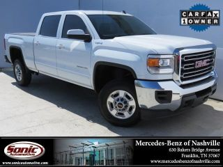 GMC Sierra 2500HD SLE 2015