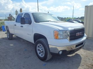 GMC Sierra 2500HD Work Truck 2013