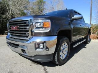 Used 2015 GMC Sierra 2500HD SLT in Stillwater, Oklahoma