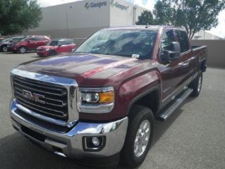 Used 2015 GMC Sierra 2500HD SLT in Albuquerque, New Mexico