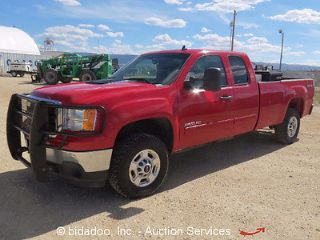 GMC Sierra 2500HD SLE 2012