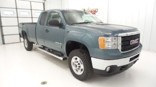 Used 2012 GMC Sierra 2500HD SLE in Manhattan, Kansas