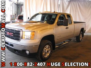 GMC Sierra 2500HD SLE 2011