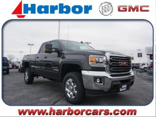 Used 2016 GMC Sierra 2500HD SLE in Portage, Indiana