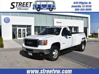 GMC Sierra 3500HD Work Truck 2014