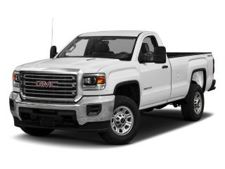 2018 GMC Sierra 3500HD Base