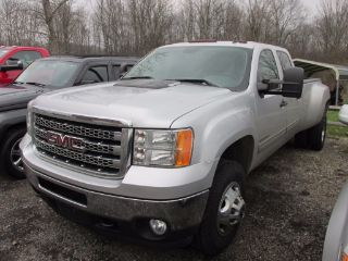 GMC Sierra 3500HD SLE 2013