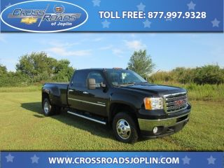 Used 2013 GMC Sierra 3500HD SLE in Joplin, Missouri