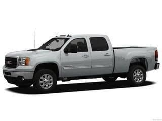 GMC Sierra 3500HD SLE 2012