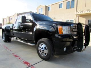 Used 2011 GMC Sierra 3500HD Denali in Fulshear, Texas