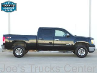 2010 GMC Sierra 2500HD SLE