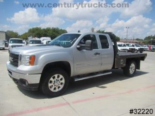 GMC Sierra 3500HD SLE 2011