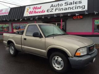 Used 1998 GMC Sonoma in Vancouver, Washington