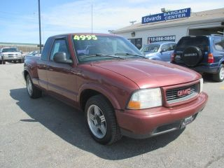Used 1998 GMC Sonoma SLS in Council Bluffs, Iowa