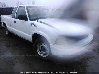 GMC Sonoma 2003