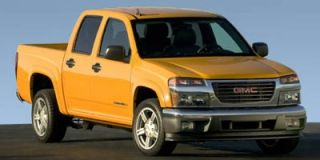 GMC Canyon SLE 2006