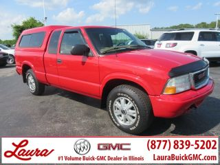 Used 2002 GMC Sonoma SLS in Collinsville, Illinois