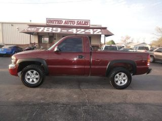 Used 2003 GMC Sierra 1500 in Warr Acres, Oklahoma