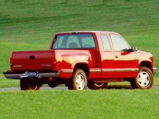 GMC Sierra 1500 SL 1996