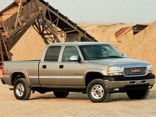 GMC Sierra 1500HD 2002