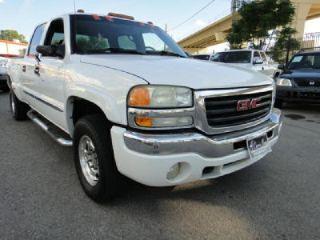 GMC Sierra 1500HD 2003