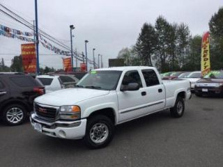 GMC Sierra 1500HD SLE 2005