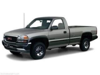 GMC Sierra 2500 2000