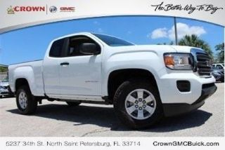 Used 2017 GMC Canyon SL in Saint Petersburg, Florida