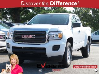 Used 2017 GMC Canyon in Bryant, Arkansas