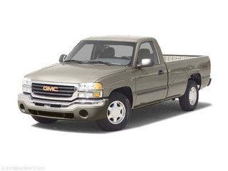 GMC Sierra 2500HD Work Truck 2003
