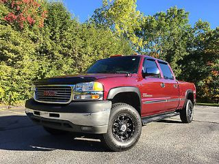 GMC Sierra 2500HD 2002