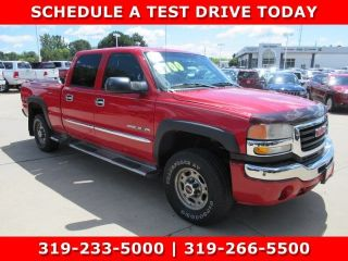 Used 2003 GMC Sierra 2500HD in Waterloo, Iowa
