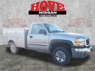 GMC Sierra 2500HD Work Truck 2003