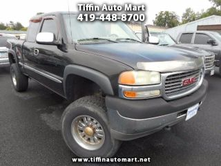 GMC Sierra 2500HD SLE 2002