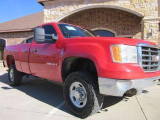 GMC Sierra 2500HD Work Truck 2009