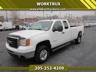 Used 2009 GMC Sierra 2500HD Work Truck in Birmingham, Alabama