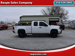 GMC Sierra 2500HD Work Truck 2009