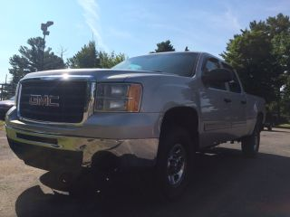 GMC Sierra 2500HD SLE 2009