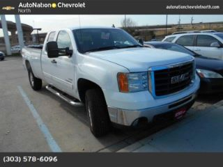 Used 2009 GMC Sierra 2500HD SLE in Denver, Colorado
