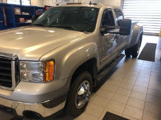 2009 GMC Sierra 3500HD SLE