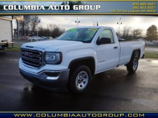 GMC Sierra 1500 Base 2016