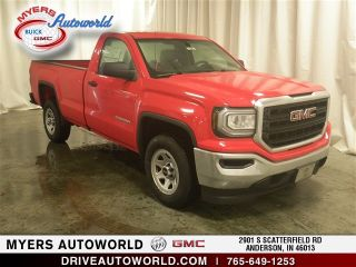GMC Sierra 1500 Base 2018