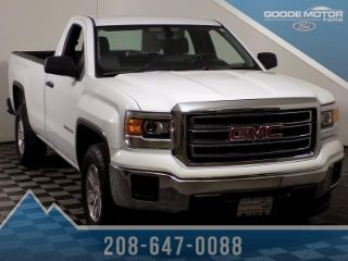 Used 2015 GMC Sierra 1500 Base in Burley, Idaho