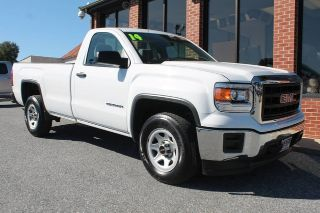 GMC Sierra 1500 Base 2014