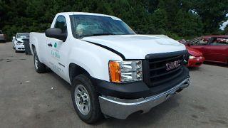 GMC Sierra 1500 Work Truck 2011