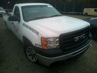 GMC Sierra 1500 Work Truck 2013